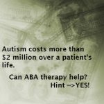 Autism Costs More than $2 Million Over Patient's Life