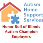 2015 Honor Roll of Illinois Autism Champion Employers
