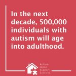 Aging into Adulthood with Autism