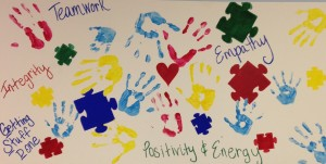 core values painting