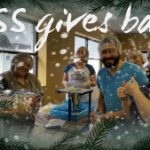 AHSS gives back!