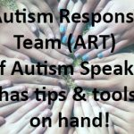 Autism Response Team (ART) provides great tips and tools!