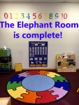 Center update – Elephant Room is ready to empower!