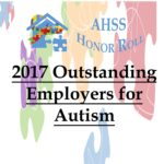 2017 AHSS Autism Champion Employers – Week 4