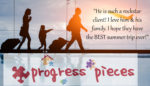 AHSS Progress Pieces – Family fortunes